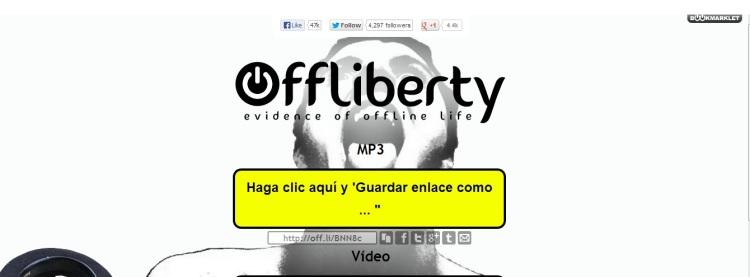 Offliberty