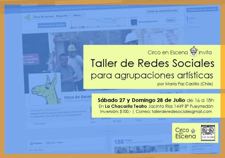 Taller redes Córdoba