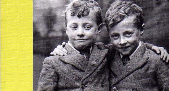 Claus y Lucas. Portada de la trilogía