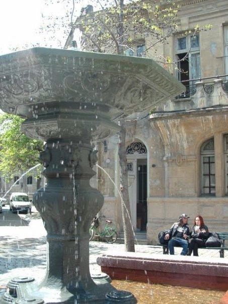 Plaza Libertad de Prensa, más conocida como