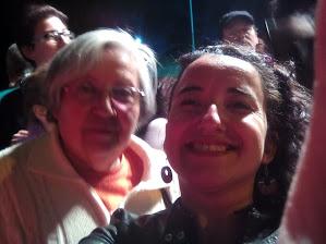 Mi vieja y yo :)